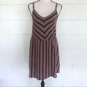 4/$20 Universal Thread Striped Strap Dress